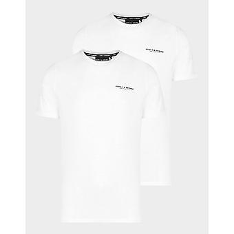 New Supply & Demand Men's 2-Pack T-Shirts from JD Outlet White