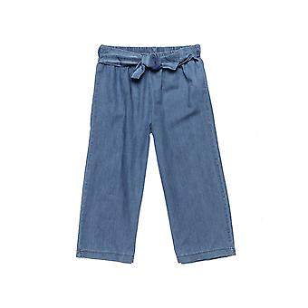 Alouette Girls' Jeans With Bow Belt
