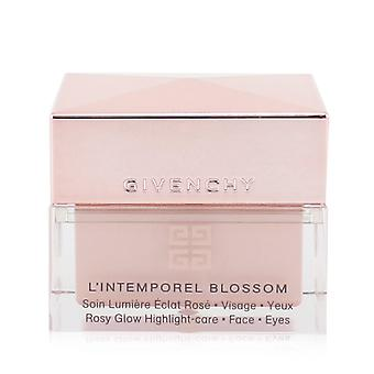 L'intemporel blossom rosy glow highlight care for face & eyes 248139 15ml/0.5oz