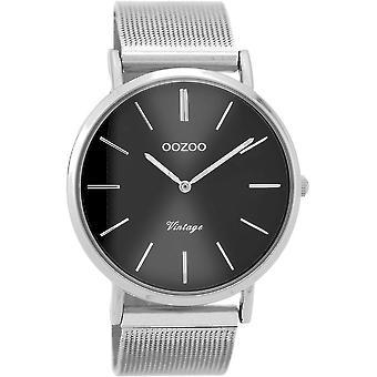 Oozoo - Women's Watch - C9937 - Silver Grey