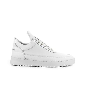 Filling Pieces Low Top Ripple Crumbs White Sneaker