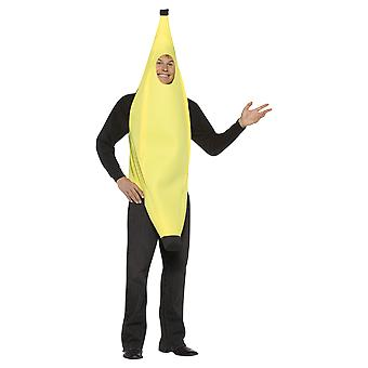 Adult Lightweight Banana Novelty Food Stag Night Funny Group Fancy Dress Costume