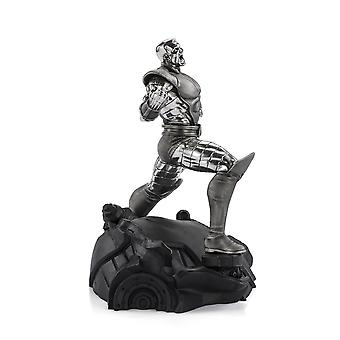 Limited Edition Colossus Victorious Figurine - Royal Selangor Marvel Collection