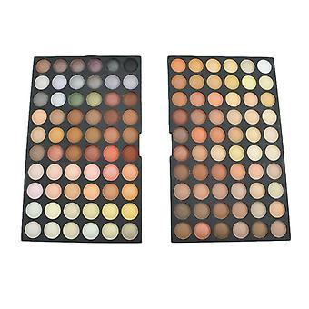 120Colors makeup eye shadow plate smoky makeup eye shadow