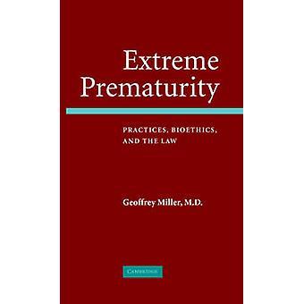 Extreme Vorreife von Miller & Geoffrey & MD Yale University & Connecticut