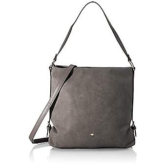 Tom Tailor Acc Perugia - Women's Crossbody Bags, Grey (Grau), 32x29x11.5 cm (W x H L)