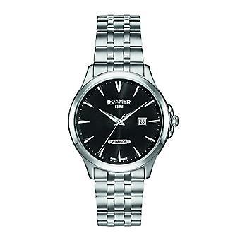 Intelihance Windsor Wristwatch, Man, Stainless Steel, Silver