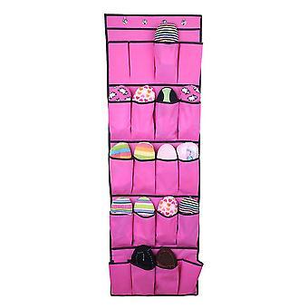 20 Pockets  Hanging Bag Organizer Shoes Storage Bag Sundries Storage Pocket