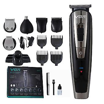 6 In 1 Multifunctional Electric Hair Clipper