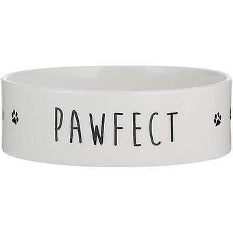 Rayware Pawfect Dog Bowl