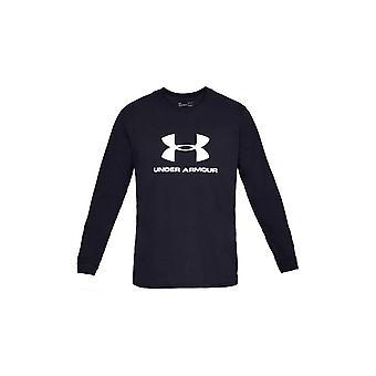 Under Armour Sportstyle 1329283408 universal all year men sweatshirts