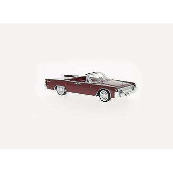 Lincoln Continental (1961) kåda modell cabrioleter
