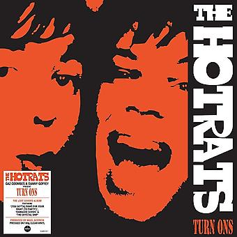 The Hot Rats - Turn Ons Clear Vinyl