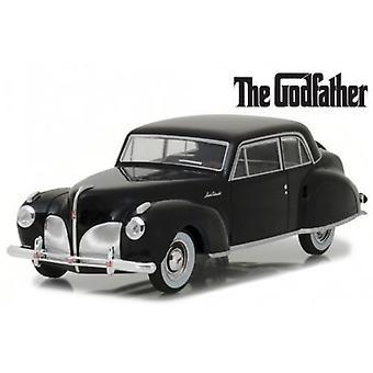 El Padrino 1972 Lincoln Continental 1941 Luz Verde 1:43 86507