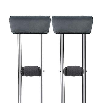 new universal crutch pads underarm and hand grip padding sm52091