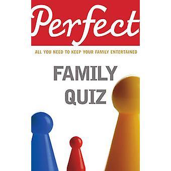חידון משפחתי מושלם על ידי דיוויד פיקרינג