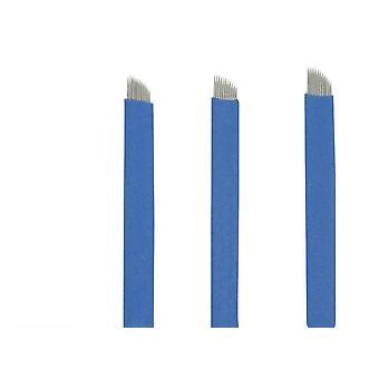 Microblading nåler Curve Flexi (0,20MM)[11CF 50]