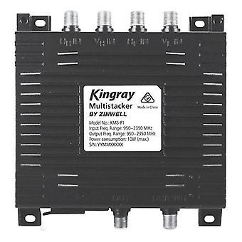 Kingray Single Wire Multistacker