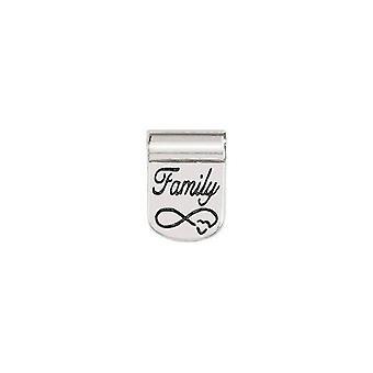 Nomination italy seimia pendant charm - family  147119_002
