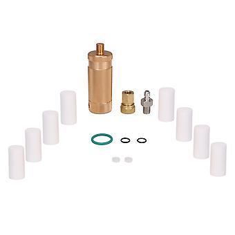 Séparateur d'eau d'huile dorée de 30Mpa haute pression pour compresseur d'air