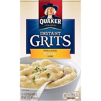 Quaker Butter Flavor Instant Grits
