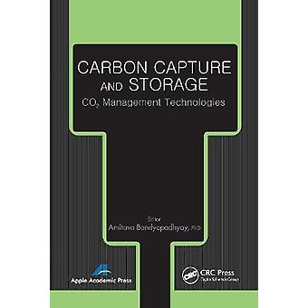 Tecnologías de gestión de CO2 de captura y almacenamiento de carbono