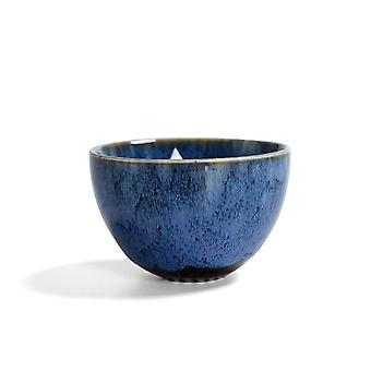 Keramisk ugn te kopp ändra porslin mugg tekopp hem Kungfu te skål enda kopp (röd)