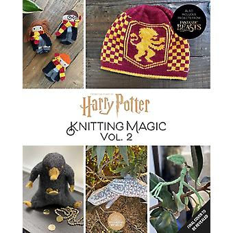 Harry Potter Knitting Magic More Patterns From Hogwarts and Beyond  An Official Harry Potter Knitting Book Harry Potter Craft Books Knitting Books by Tanis Gray