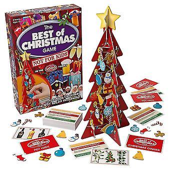 Tile games logo best of christmas - not for kids