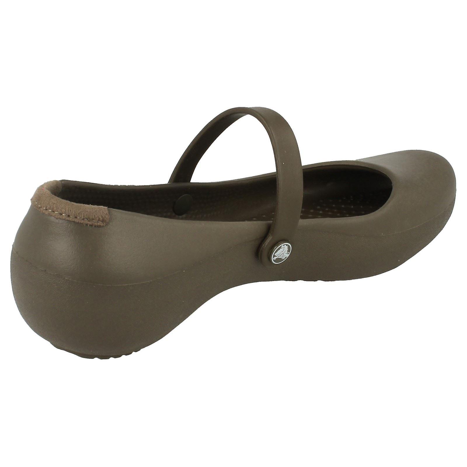 Wsuwane buty damskie Crocs Alice mieszkania jKfta