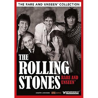 Rolling Stones - Rare & Unseen [DVD] USA import