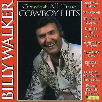 Billy Walker - Greatest All Time Cowboy Hits [CD] USA import
