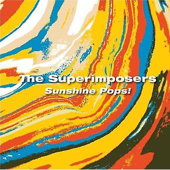 Superimposers - Sunshine Pops [CD] USA import