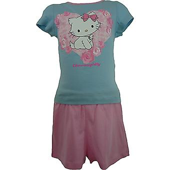 Meisjes Charmmy Kitty Hello Kitty korte mouw – Pyjamas