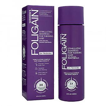 Foligain Shampoo for Women - with 2% Trioxidil For Thinning Hair