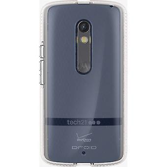 Tech21 Evo Shell geval voor Motorola Droid Maxx 2 - Clear/wit