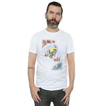 Elf en détresse Poster T-Shirt homme