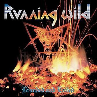 Running Wild - gemerkte & Exiled [Vinyl] USA importeren