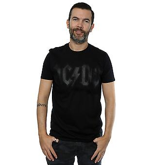 AC/DC Men's Black Logo T-Shirt