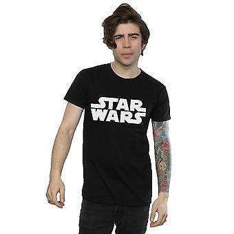 Star Wars mænds klassiske Logo T-Shirt