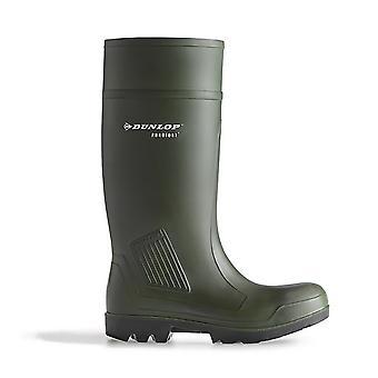C462933 de seguridad Dunlop Purofort Professional en caja Wellington / botas para mujer