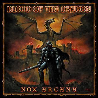 NOx Arcana - veren Dragon [CD] USA-tuonti