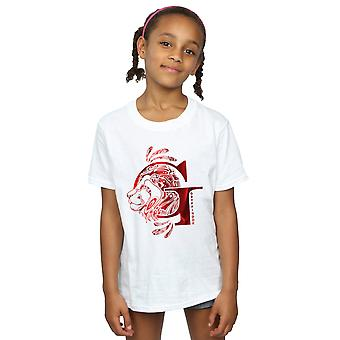 Harry Potter Girls Gryffindor Lion T-Shirt