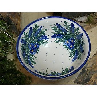 Salad Bowl ø 13 cm, height 6 cm, 45, Bunzlau pottery, BSN 6752