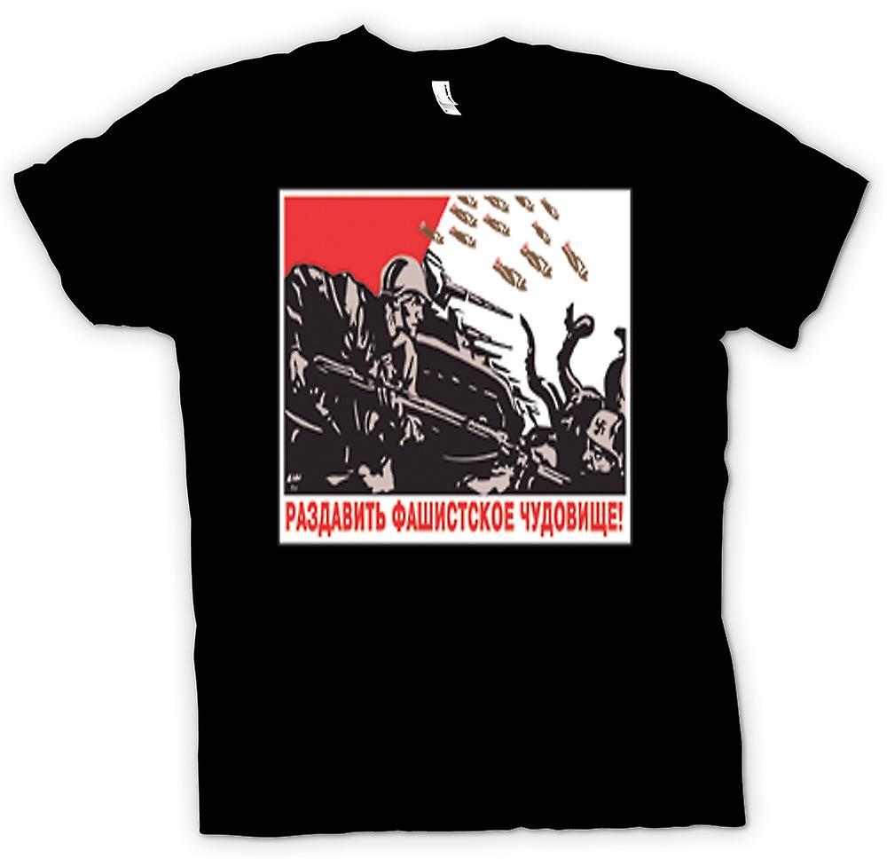 Mens t skjorte russisk marineinfanteri | Fruugo NO