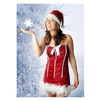 Kobiety stroje kobiet Christmas dziewczyna Sexy Jingle