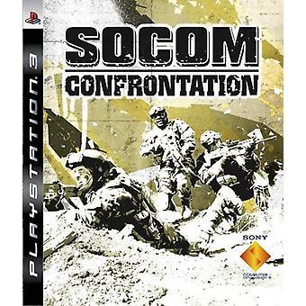 SOCOM Confrontation (PS3) - Factory Sealed