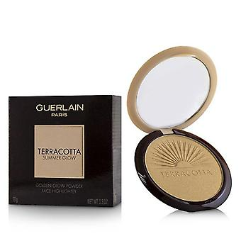 Guerlain Terracotta Summer Glow Face Highlighter Powder - # Golden Glow - 10g/0.3oz