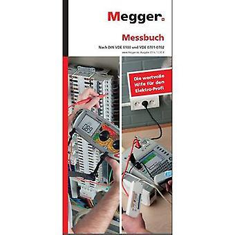 Megger Megger Messbuch Messbuch Reference handbooks Megger Test Book 1 pc(s)