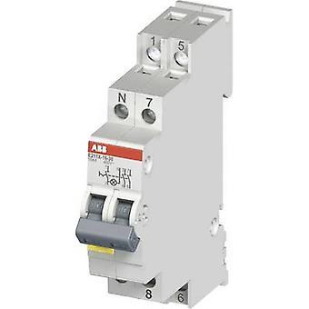 LED schalten Sie 16 A 2 Hersteller 250 V AC, 400 V AC ABB 2CCA703110R0001